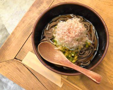 鎌倉のふくや六地蔵店でずっしり歯ごたえの山形そばを食べてきた!