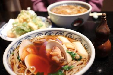 鎌倉 松原庵でお蕎麦ランチした!由比ヶ浜の古民家でいただく打ち立て蕎麦。